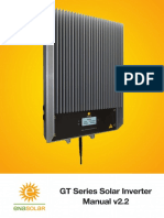 Ena Solar IM EnaSolar GTInverter DN120166C