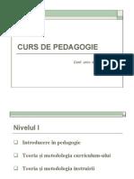 Pedagogie 2_curs_3_Metode Si Mijloace de Invatamant