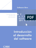 Introduccion Al Desarrollo Del Software Libre (Software Libre) (UOC)