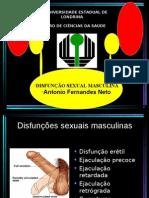 Disfunção sexual masculina
