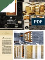 Brochure BYZANTINE CLADDING STONES