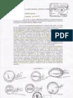 DENUNCIAS DESDE EL RÍO MARAÑÓN