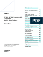 S7400 PLC Manual