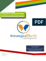Oferta General de Programas de Entrenamiento Profesional