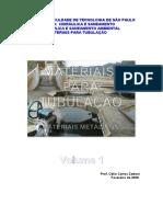 FATEC-SP - Prof. Celio Zattoni - Materiais Para Tubulação - Vol. 01