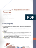 Histologi Hepatobilier Dan Pankreas