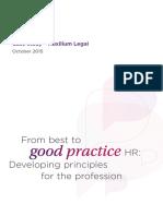 Best Good Practice Hr Developing Principles Profession 2015 Case Study Auxilium Legal Tcm18 8762