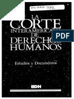 Corte Interamericana de DDHH