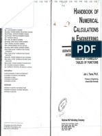 Hanbook of Numerical Calculations in Engineering-corect