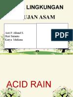 PPT Hujan Asam 2