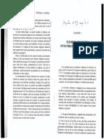 Chapitre 1 - S.breton - Spinoza Théologie Et Politique