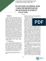 Zidan_2015_Modelling of Soil Damping for Seismic Ground Response by Nonlinear Finite Element Analysis.pdf