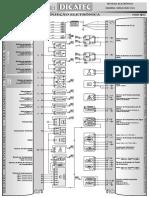 Diagrama de Renault Logan Siemens