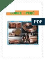 Mineral Del Cobre