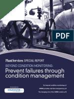 Preventing Failures trough Condition Management