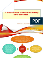 5. PPT Cartactersticas Evolutivas Escolares Segundo Ciclo
