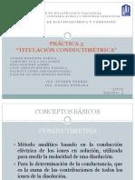 PRÁCTICA 3 electroquimica