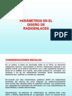 [13] Parametros en El Diseño de Radioenlaces