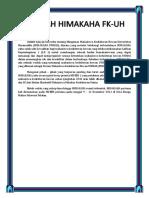 sejarah himakaha