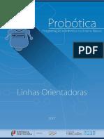 Probotica - Linhas Orientadoras 2017