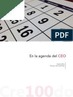 CRE100DO en La Agenda Del CEO