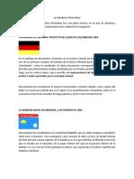 Las Banderas Mirandinas