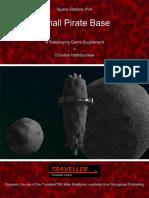 Traveller - Space Stations XIIX, Pirate Vault Decoy v1.1 (2015)