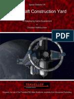 Traveller - Space Stations III, Small Habitat v1.1 (2014)