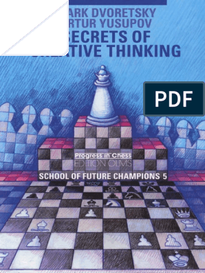 5-Secrets-of-Creative-Thinking pdf | Traditional Games | Chess