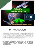crimen organizado.ppt