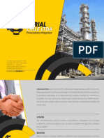 Brochure Industrial Chile