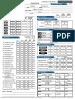 Starfinder Auto Fill Sheet - Nashua