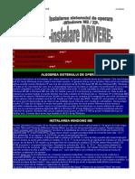 Instalarea sistemului de operare Win Me-Xp.doc