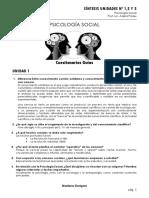 Resumen Unidades 1, 2 y 3_Psicología Social