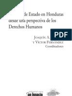 El Golpe de Estado en Honduras Desde Una Perspectiva de Los Derechos Humanos