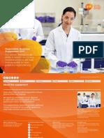 GSK Responsible Business Supplement 2015