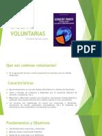 Cadenas Voluntarias
