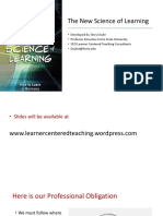 Loveland Conference Presentation The New Science of Learning