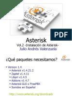 Asterisk Voip Instalación