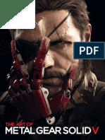 Artbook  of Metal Gear Solid V