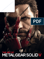 Artbook  of Metal Gear Solid V