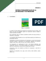 1parámetros Fundamentales de La Materia y La Electricidad