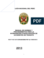 247804533 Manual de Intervencion e Investigacion de Transito