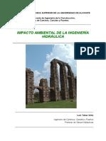 IMPACTO AMBIENTAL DE LAS OBRAS HIDRÁULICAS