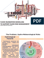 Flood Inundation Modelling