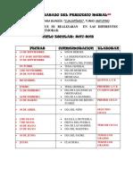 Plan de Trabajo Del Periodico Mural de La Escuela Primaria Bilingüe-cuah-2