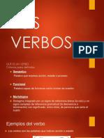 Diapositivas Los Verbos 2