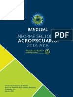 Final Informe Sector Agropecuario