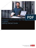 PCM600 Getting Started Guide 757866 ENb