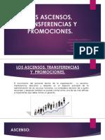 Los Ascensos, Transferencias y Promoción_grupo_9